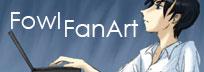 Artemis Fowl FanArt